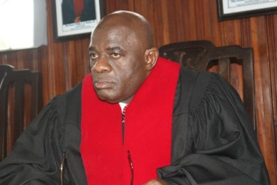 Associate Justice Ja'neh had said he's prepared to go to the full length of the law to defend himself against impeachment proceedings.