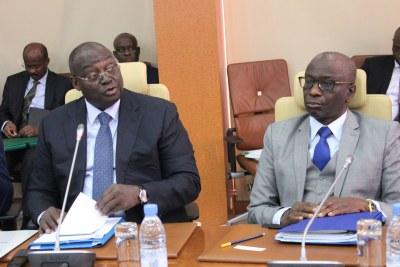 Réunion du Comite de Politique Monétaire de BCEAO, le mercredi 5 Décembre 2018 a Dakar