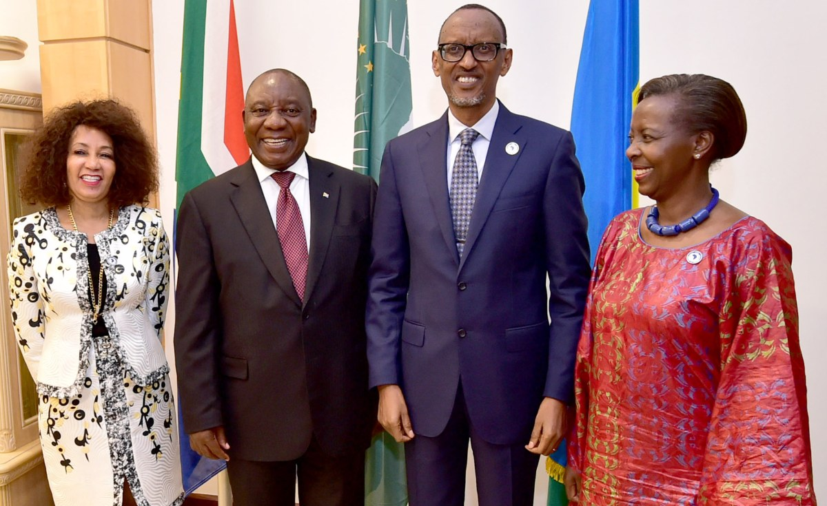 'Prostitute' Insult Puts South Africa, Rwanda Relations on Ice