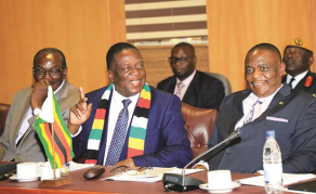 Mnangagwa Rules Out Govt of National Unity