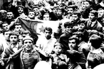 Manifestation du 11 décembre 1960