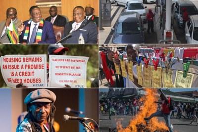 Zimbabwe in 2018...