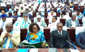 Ouverture de la VIe législature au Togo