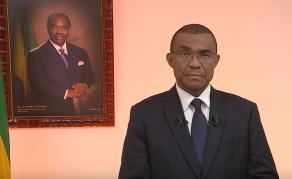 Un nouveau gouvernement rendu public «via» une vidéo au Gabon