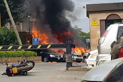 Press Body Defends Journalist Over Graphic Nairobi Attack Photo