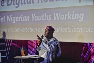 PDP presidential aspirant, Atiku Abubakar.