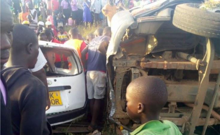 Kenya Three Killed Several Others Injured In Homa Bay