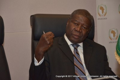 Deputy Chairperson of the African Union Commission Thomas Kwesi-Quartey