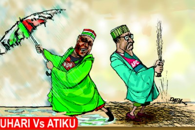Atiku Abubakar is challenging the victory of  President Muhammadu Buhari at the poll.