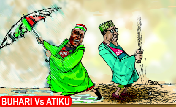Nigeria: Why Atiku Is Right to Challenge Buhari's Reelection in Court - Jonathan