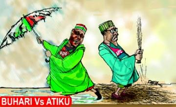 Atiku Loses Bid to Challenge Buhari's Presidency