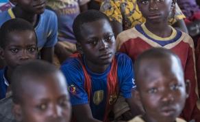 RCA - L'UNICEF appelle à traduire l'accord de paix en actions concrètes