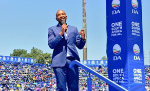 I Have a Dream of Putting a Job in Every Home - Maimane