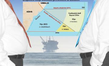 Hearing on Kenya, Somalia Maritime Case Starts September