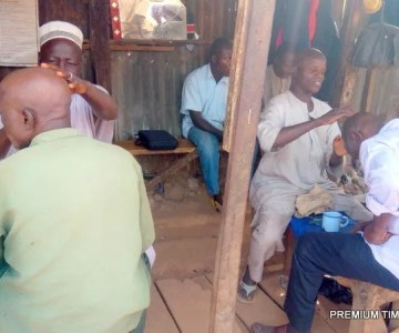 Inside the Unsafe Haircutting Practices in Nigeria