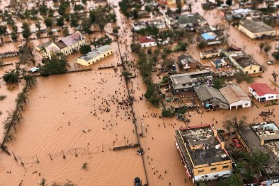 Overnight, Mozambique's second-largest city disappeared.