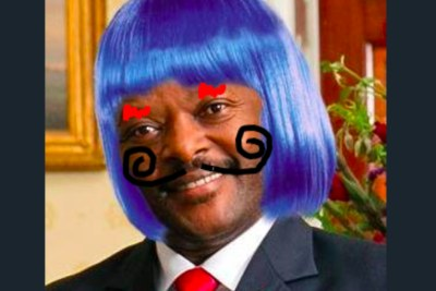 Activists outraged after Burundi jails schoolchildren for writing on president's photo - now they're responding with drawings of their own.