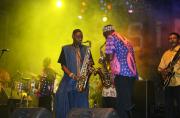 Décès du saxophoniste sénégalais Issa Cissokho,