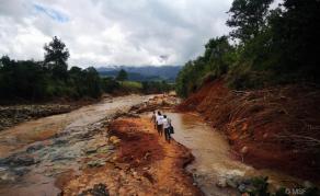 10 jours après le cyclone Idai - Que font les équipes MSF ?