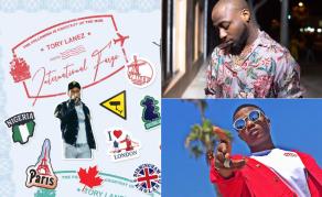 Canadian Star Tory Lanez Drops Remixes to Davido, Wizkid's Songs