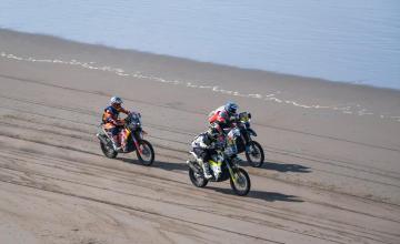 Le Rallye Dakar en Arabie saoudite pour les 5 prochaines années