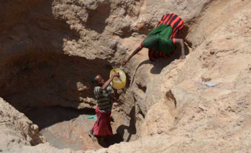 Kenyan Villagers Use High-Tech Solutions to Battle Water Scarcity