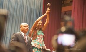 Une femme à la tête de l'Assemblée nationale en RDC