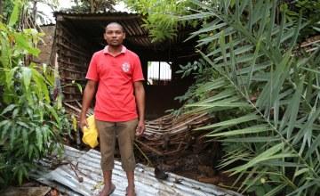 Cinq morts et des villages rasés par le cyclone Kenneth au Mozambique