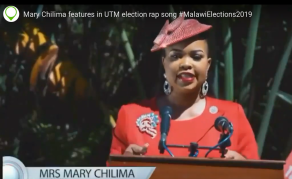 Malawi's Electoral Fever - VP's Wife Drops A Rap Campaign Song