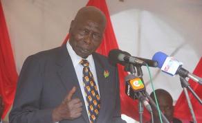 Land Seizure Cases Haunt Kenya's Former President Moi 17 Years On