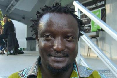 Binyavanga Wainaina.