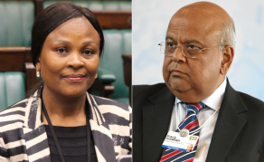 Minister Gordhan Violated the Consitution - South African Ombud