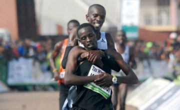 Praises Pour in For Kenyan Athlete Who Helped Rival Finish Race