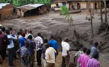 Five killed, Dozens Missing After Landslides in Uganda