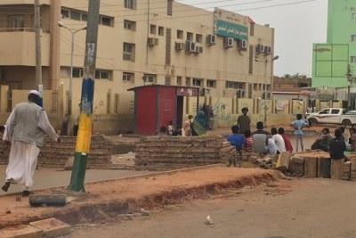 Khartoum, le 5 juin 2019.