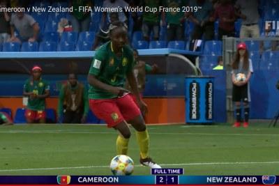 Cameroon v New Zealand - FIFA Women's World Cup France 2019
