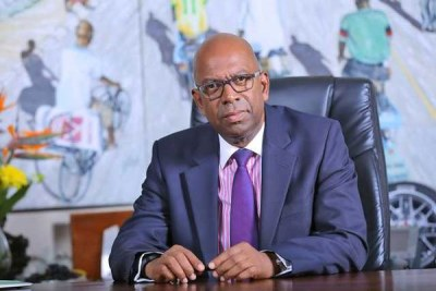 Bob Collymore.