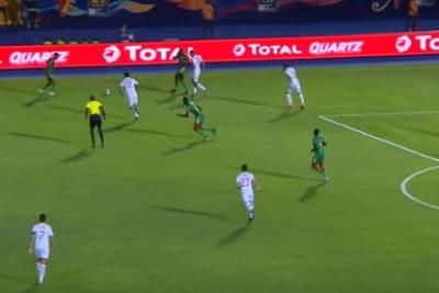 Mauritania play Tunisia on July 2, 2019.