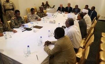 Les mouvements de contestation du Soudan en conclave en Egypte