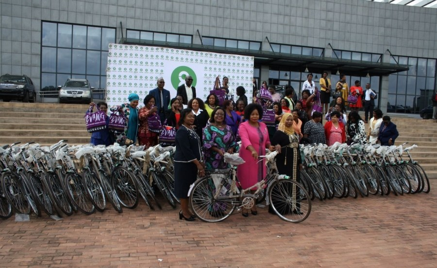 Malawi: Oxfam Distributes 323 Bicycles to Female MPs