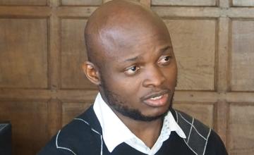How Life of Violence Led to Peacebuilding - Cameroon's Achaleke