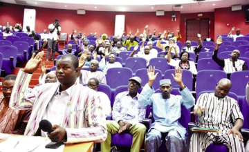 L'Etat d'urgence au Burkina Faso prolongée de six mois