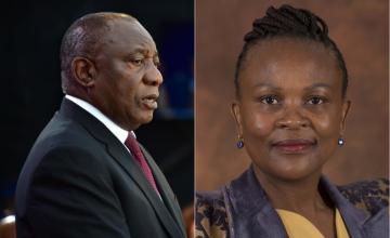 Ramaphosa 'Misled' South African Parliament on Bosasa Donation
