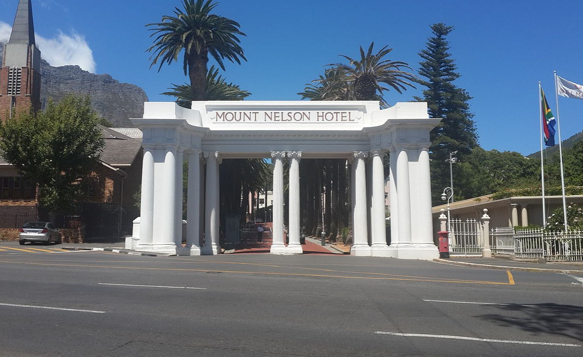 Suspects in Mount Nelson Robbery Arrested by South African Police