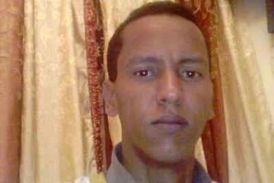 Le blogueur mauritanien Mohamed Mkhaïtir