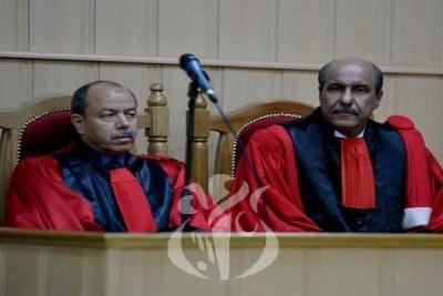 M. Zeghmati Belkacem, ancien Procureur général de la Cour d'Alger, est nommé nouveau ministre de la justice en Algérie
