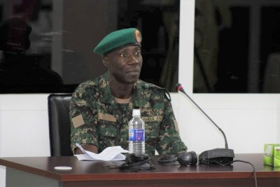 Ismaila Jammeh, a brother to Yahya Jammeh, an ex-President of The Gambia