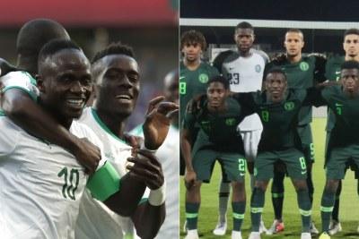 Lions du Sénégal et Super Eagles au menu du Brésil