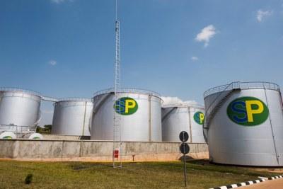 Centre de dépot de pétrole