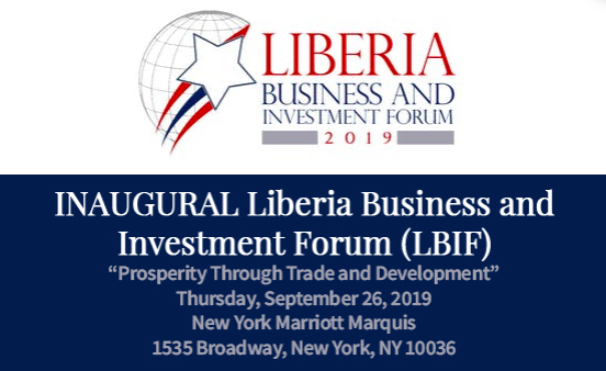 Liberia's Inaugural Business & Investment Forum Comes to UNGA